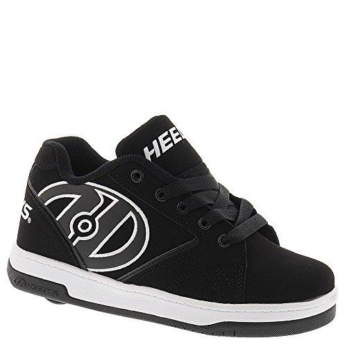 Heelys Boys Propel 2.0 Black/White Sneaker - 5