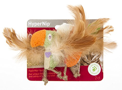 Petlinks HyperNip Catnip Cat Toys