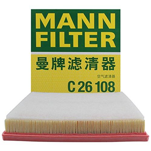 Mann Filter C26108 Air Filter: