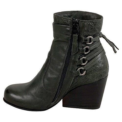 Boot Women's Ankle Mooz Katrina Granite Miz 7fqAHwS