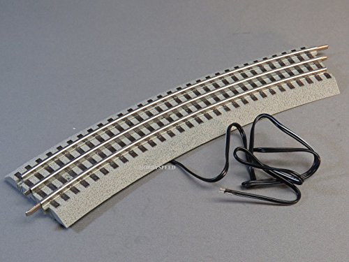 LIONEL FASTRACK 048 CURVE SECTION w/TERMINAL WIRE