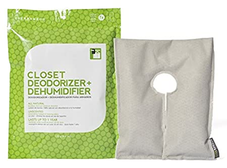 Ever Bamboo closet Deodorizer, 4.6 Ounce EB1321