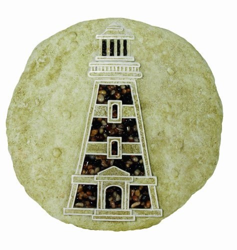 Spoontiques Lighthouse Stepping Stone