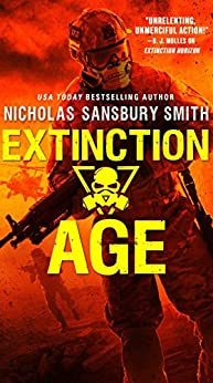 Extinction Age (The Extinction Cycle) by [Smith, Nicholas Sansbury]