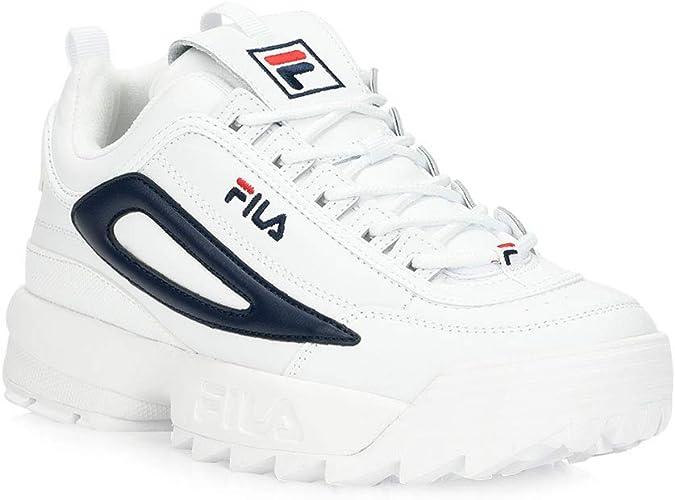 Fila Disruptor II XL Logo Zapatillas de deporte para hombre ...