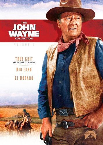 The John Wayne Collection, Vol. I (True Grit / Rio Lobo / El Dorado)]()
