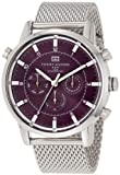 Tommy Hilfiger Men's 1790877 Sport Luxury Multi-Function Grey Dial Stainless Steel Bracelet Watch