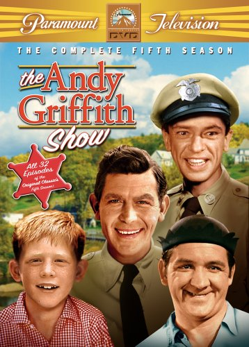 The Andy Griffith Show - The Complete Fifth Season (Best Andy Griffith Episodes)