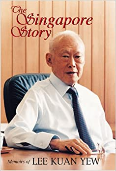 24 pages lee kuan yew biography