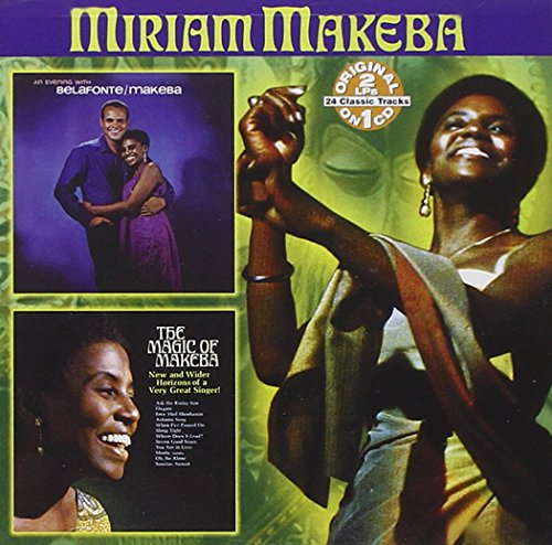 An Evening With Belafonte / Makeba / The Magic Of Makeba ()
