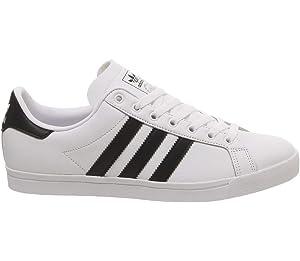 adidas Coast Star Schuhe WhiteBlack: : Schuhe