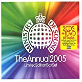 Ministry of Sound - the Annual 2005 [2CD + DVD]