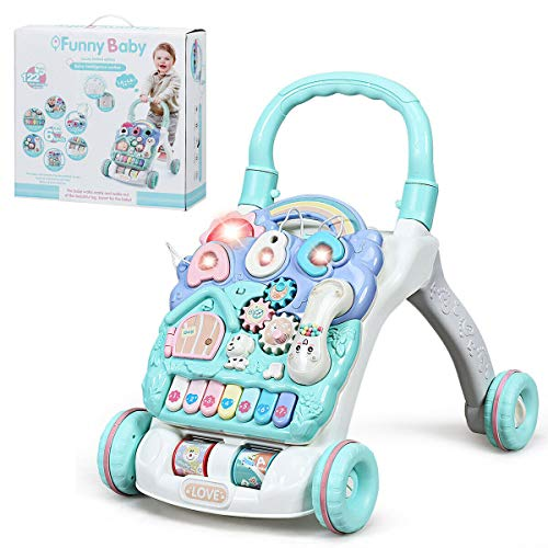 Baby Sit-to-Stand Learning Walker Toddler Musical Toy from Unknown