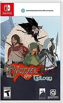 Banner Saga Trilogy - Nintendo Switch