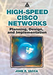 Cisco's routers, hubs, and switches are the core of both the Internet and today's high-speed networks. To make sure you design the right high-speed network for your needs, you need High-Speed Cisco Networks. This book shows you how to:Sell ad...