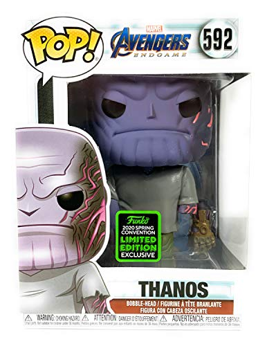 Funko Pop! Avengers Endgame - Thanos (ECCC) Exclusive #592