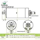 Huanyang Water Cooled CNC VFD Spindle Milling Motor