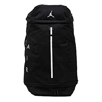 5b583cd121e3 Image Unavailable. Image not available for. Color  Nike Jordan Velocity  Backpack (Black)
