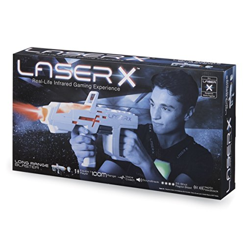 Laserx Long Range Blaster Laser Tag Gun Reviews