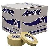 "IPG American Premium Grade Automotive Masking Tape, 1.88"" x 60 yd, Tan, (24-Pack)"