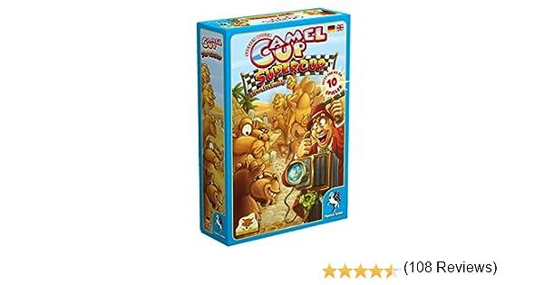 Pegasus 54546G - Juego de Tablero: Amazon.es: Juguetes y juegos