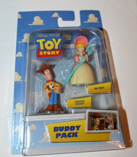 Bo Peep Doll - Toy Story Buddy Pack Sheriff Woody and Bo Peep