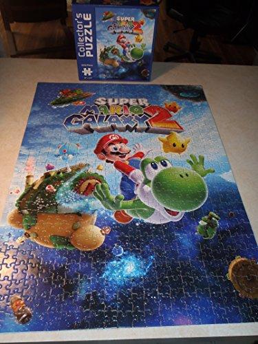 Nintendo's Super Mario Galaxy 2 Collector's Puzzle - 550 ...