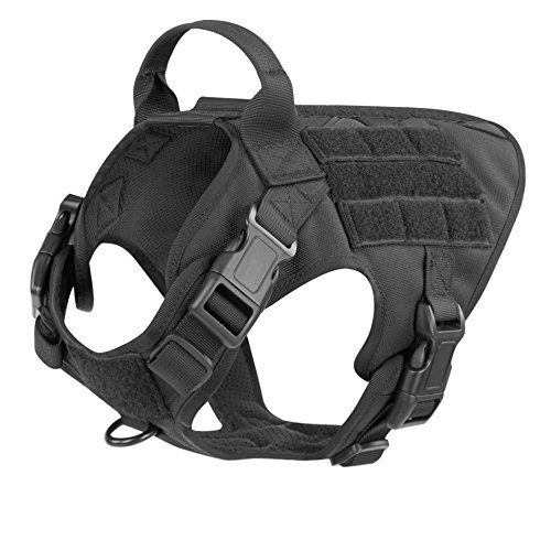 ICEFANG Tactical Harness Snap proof BK Plastic product image