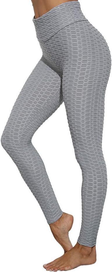 SotRong Adelgazantes Mallas Running Mujer Leggings de Yoga ...