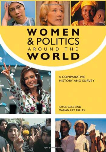 Women and Politics around the World: A Comparative History and Survey; 2 volume set