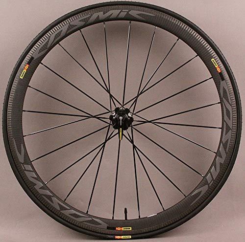 Rear Pro Wheel Clincher - MAVIC COSMIC PRO Carbon SL Clincher Road Bike Rear Wheel Shimano/SRAM