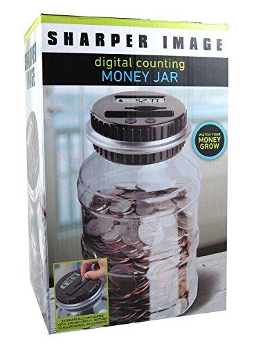 sharper-image-digital-counting-coin-money-jar-piggy-bank