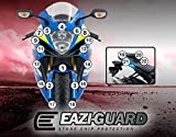 Eazi-Grip Suzuki GSX-R600 Stone Chip Protection Clear Bra (11+)
