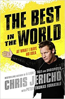 The Best in the World: At What I Have No Idea by Chris Jericho (2014-11-06)