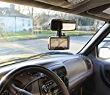 Heavy Duty Car Vehicle Rear Mirror Mount Holder for Gps Garmin nuvi 50 & 50LM