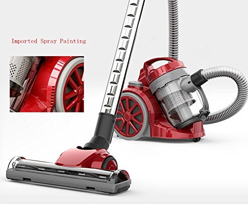 Leyview Floor Care R Permanent Bagless Design with Translucent Dust Compartment Vacuum Cleaner