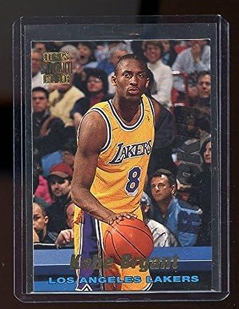1996 97 Stadium Club Rookies 1r12 Kobe Bryant Lakers Rookie