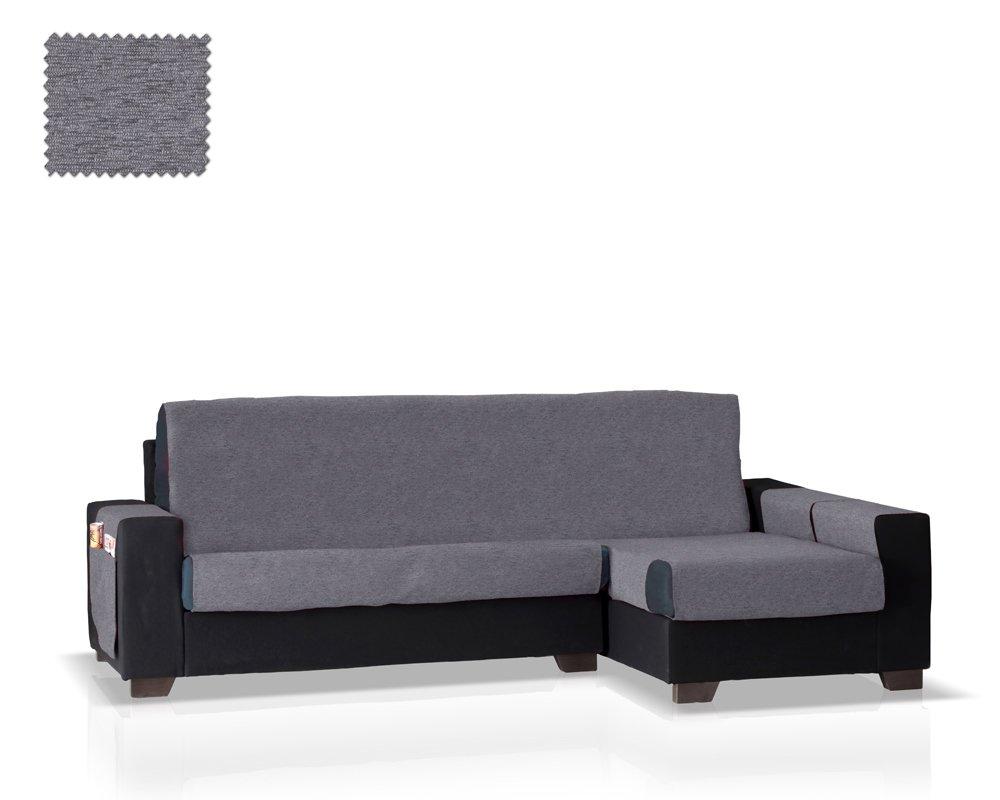 JM Textil Cubre sofá Chaise Longue Biggie, Brazo Derecho ...