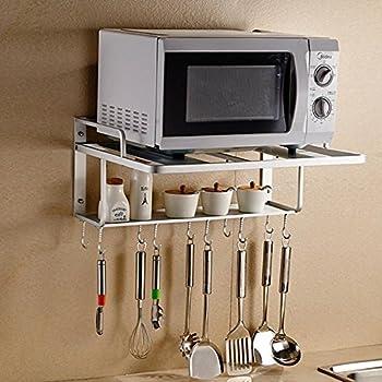 Spacecare double bracket alumimum microwave - Soporte de microondas ...
