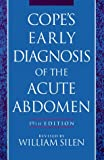 Cope's Early Diagnosis of the Acute Abdomen by Zachary Cope (1996-02-29)