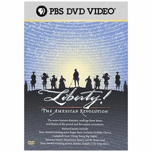 LIBERTY-AMERICAN REVOLUTION (DVD/3 DISC)
