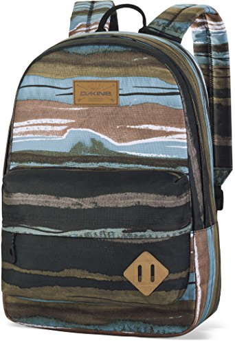 365 Backpack Laptop In Shoreline DAKINE Coloured Multi Built Sleeve 21L q6wAId
