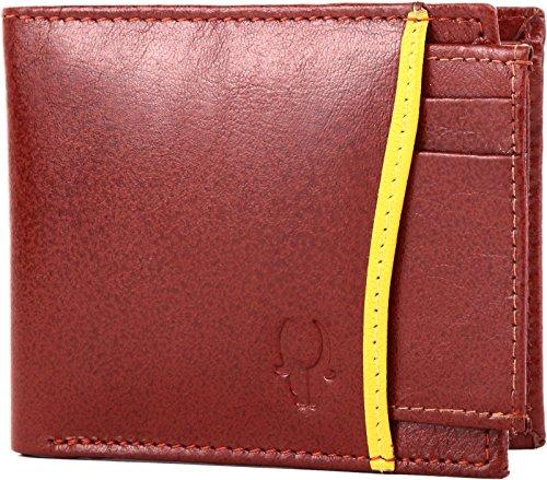 WildHorn WH372 Brown mens wallet