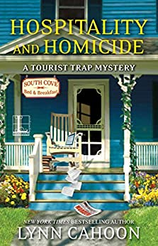 Hospitality Homicide Tourist Trap Mystery ebook product image