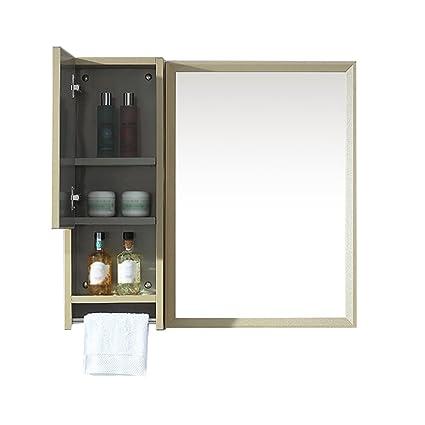 Miraculous Amazon Com Hgxc Bathroom Mirror Hd Stainless Steel Edging Download Free Architecture Designs Viewormadebymaigaardcom