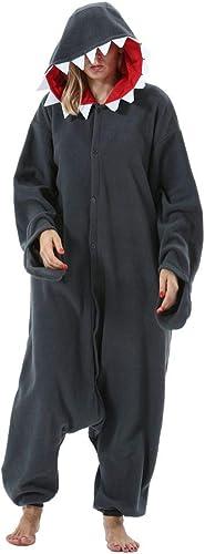 Adultos Animal Pijamas Cosplay Animales de Vestuario Ropa de Dormir Halloween y Carnaval Disfraces