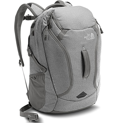 The North Face Big Shot Grey Heather/Zinc Grey Unisex 17 Laptop And Tablet Sleeve