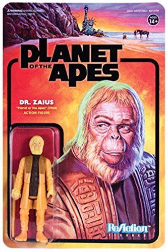 Super 7 Planet of The Apes: Doctor Zaius Reaction Figure