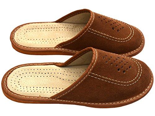Bawal - Zapatillas para hombres Hombre Marrón - Marrón / marrón claro