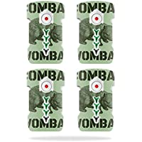 Skin For DJI Inspire 1 Drone Battery (4 pack) – Combat Wombat | MightySkins Protective, Durable, and Unique Vinyl Decal wrap cover | Easy To Apply, Remove, and Change Styles | Made in the USA